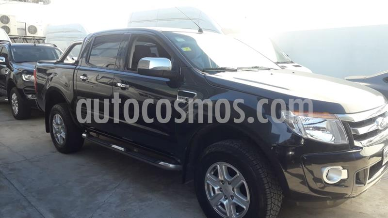 Ford Ranger Limited 3.2L 4x4 TDi CD  usado (2014) color Blanco Oxford precio $1.580.000