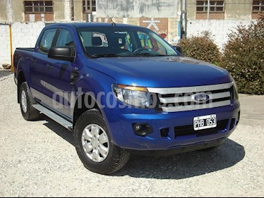 Ford Ranger XLS 3.2L 4x4 TDi CD  usado (2015) color Azul precio $1.250.000