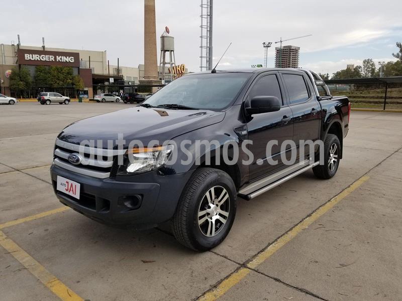 Ford Ranger XL 2.2L 4x2 TDi CS  usado (2013) color Negro precio $1.350.000