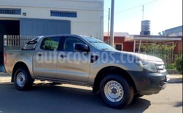 Ford Ranger XL 2.2L 4x2 TDi CS  usado (2013) color Beige precio $835.000