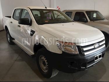 Ford Ranger - usado (2013) color Blanco precio $890.000