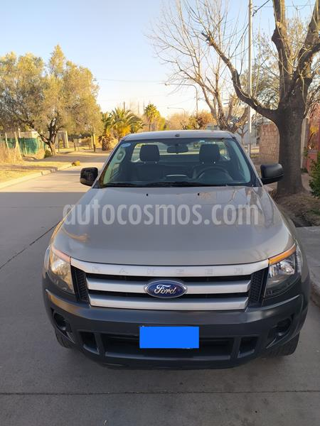 Ford Ranger XL 2.5L 4x2 CS  Safety usado (2014) color Perla Ocre precio $1.300.000