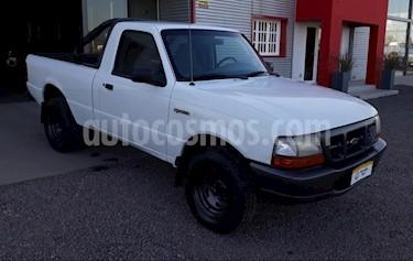 Ford Ranger XL 2.5L 4x2 CS   usado (2000) color Blanco precio $275.000