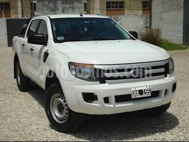 Ford Ranger XL 2.2L 4x2 TDi CS  usado (2015) color Blanco precio $550.000