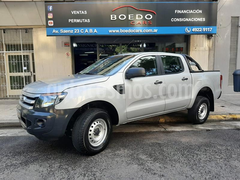 Ford Ranger XL 2.5L 4x2 CD Safety usado (2015) color Plata Metalizado precio $1.670.000