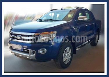 Ford Ranger XLT 3.2L 4x2 TDi CD usado (2015) color Azul precio $2.265.000