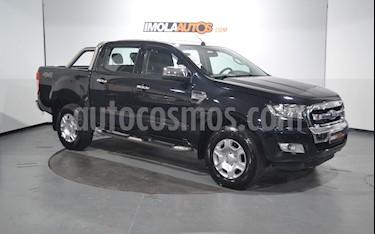 Ford Ranger XLT 3.2L 4x4 TDi CD Aut usado (2018) color Negro Perla precio $1.850.000