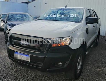 Ford Ranger XL 2.2L 4x2 TDi CD usado (2018) color Blanco Oxford precio $1.095.000