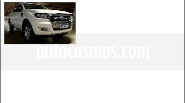 Ford Ranger Limited 3.2L 4x4 TDi CD Aut usado (2017) color Blanco Oxford precio $2.405.000
