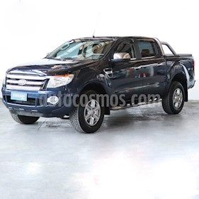 Ford Ranger XLT 3.2L 4x2 TDi CD usado (2015) color Azul precio $1.200.000