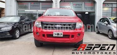 Ford Ranger XLS 3.2L 4x2 TDi CD 2015/2016 usado (2014) color Rojo precio $1.030.000
