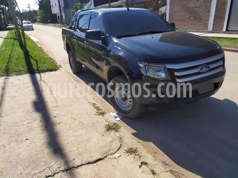 Ford Ranger XL 2.2L 4x2 TDi CD Safety usado (2016) color Negro Perla precio $1.680.000
