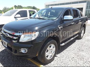 Foto Ford Ranger XLT 3.2L 4x2 TDi CD  usado (2013) color Negro Perla precio $740.000