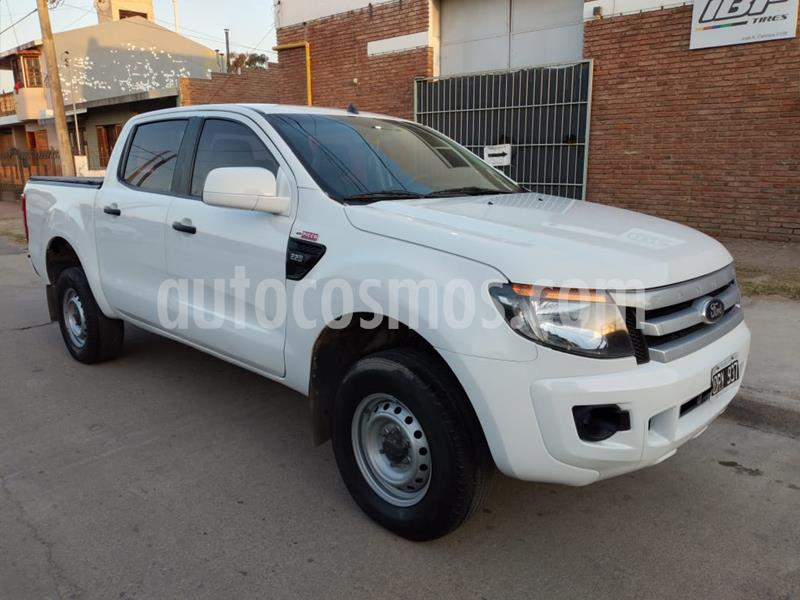 Ford Ranger XL 2.2L 4x2 TDi CD Safety usado (2015) color Blanco Oxford precio $1.850.000