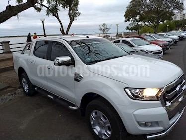 Ford Ranger XLT 3.2L 4x2 TDi CD usado (2018) color Blanco Oxford precio $1.890.000