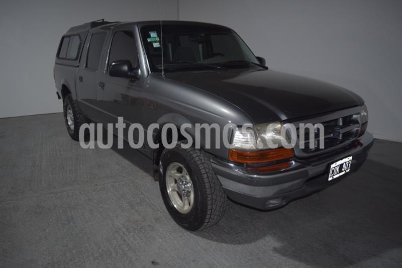 Ford Ranger XLT 2.8L 4x4 TDi CD usado (1999) color Gris Oscuro precio $880.000