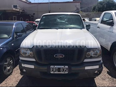 Ford Ranger XL Plus 2.3L 4x2 CD usado (2004) color Blanco precio $210.000