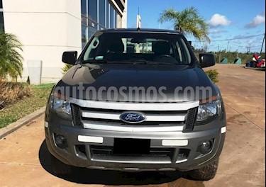 Ford Ranger XLS 3.2L 4x2 TDi CD 2015/2016 usado (2013) color Gris Oscuro precio $1.100.000