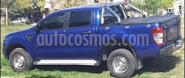 Ford Ranger XL 2.2L 4x2 TDi CD Safety usado (2015) color Azul precio $1.550.000