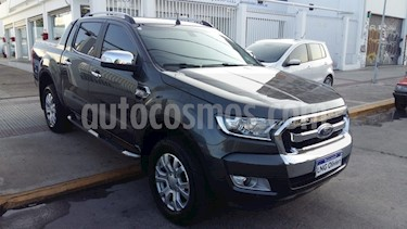 Ford Ranger Limited 3.2L 4x4 TDi CD 2015/2016 usado (2017) color Gris Mercurio precio $1.860.000
