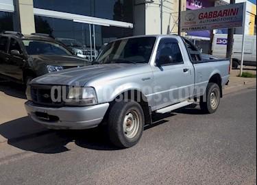 Ford Ranger XL 2.8L 4x2 TDi CS usado (2002) color Gris Claro precio $360.000