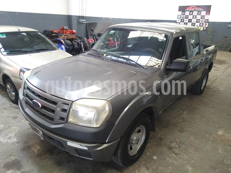 Ford Ranger XL 2.2L 4x4 TDi CD usado (2011) color Gris Mercurio precio $870.000