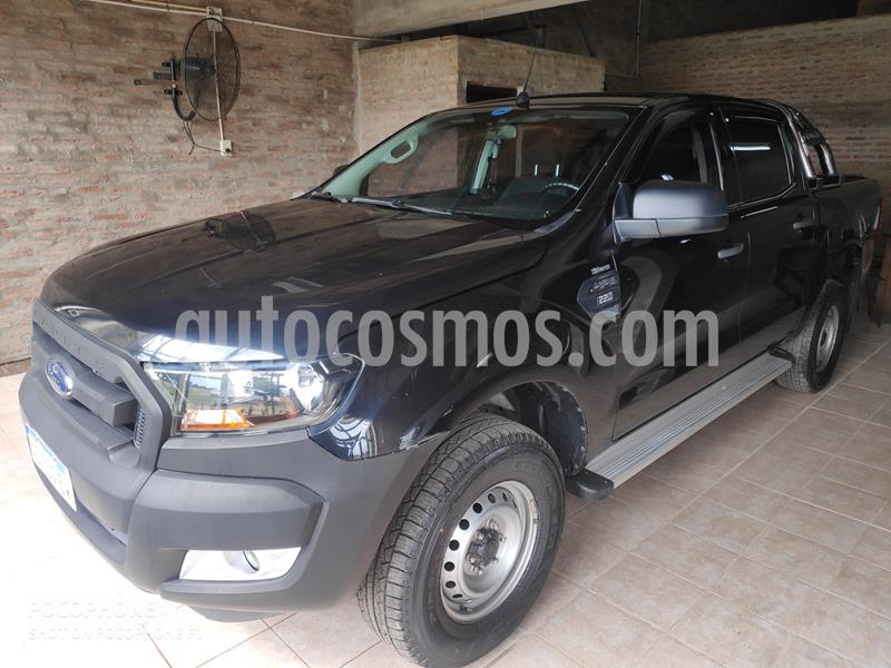 Ford Ranger XL 2.2L 4x2 TDi CS  usado (2018) color Negro precio $2.200.000