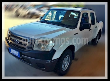 Ford Ranger XLT 3.0L 4x4 Limited CD usado (2011) color Blanco precio $1.055.000