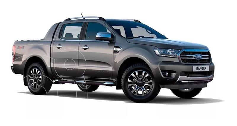 Ford Ranger Limited 3.2L 4x4 TDi CD usado (2020) color A eleccion precio $4.244.600