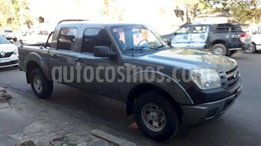 Ford Ranger XL Plus 3.0L 4x2 TDi CD usado (2010) color Gris precio $575.000