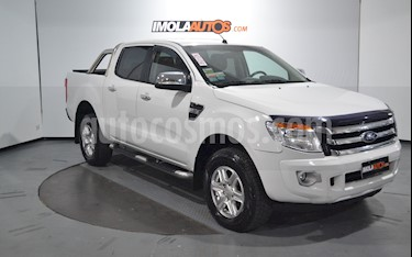 foto Ford Ranger XLT 3.2L 4x2 TDi CD usado (2016) color Blanco Oxford precio $1.390.000