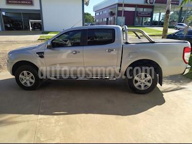 Ford Ranger XLT 3.2L 4x2 TDi CD Aut usado (2015) color Gris Mercurio precio $1.200.000