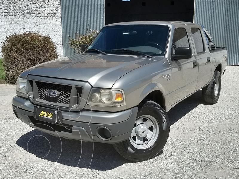 Ford Ranger XL Plus 3.0L 4x2 TDi CD usado (2006) color Bronce precio $620.000