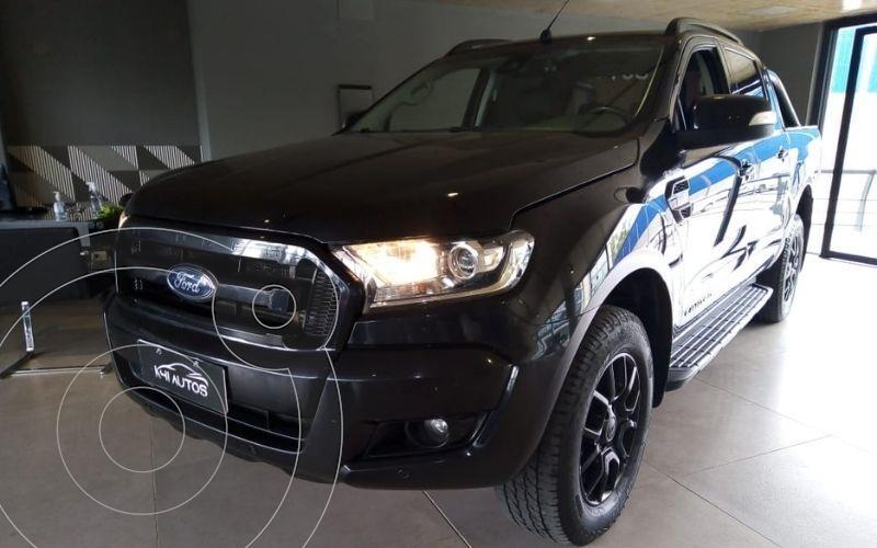 Foto Ford Ranger XLT 3.2L 4x4 TDi CD Aut usado (2019) color Negro Perla precio $4.090.000