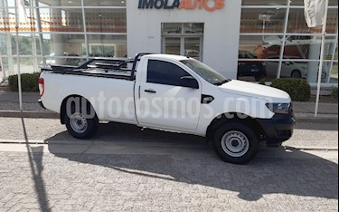 Ford Ranger XL 2.2L 4x2 TDi CS Safety usado (2018) color Blanco Oxford precio $1.150.000