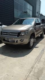 Ford Ranger XLS 3.2L 4x2 TDi CD usado (2013) color Gris Zinc precio $950.000