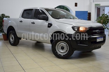 Ford Ranger XL 2.2L 4x2 TDi CD Safety usado (2017) color Gris precio $1.396.500