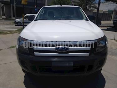 Ford Ranger XL 2.5L 4x2 CS   usado (2015) color Blanco precio $810.000