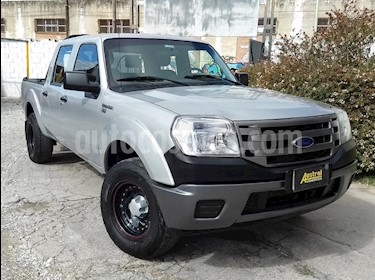 Ford Ranger XL Plus 3.0L 4x4 TDi CS usado (2011) color Gris Claro precio $420.000