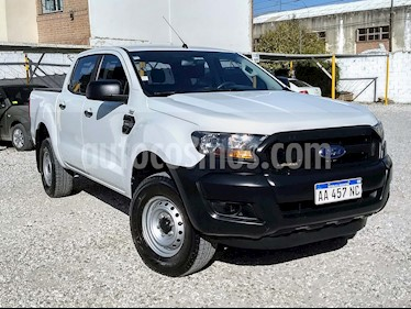 Ford Ranger XL 2.5L 4x2 CD Safety 2015/2016 usado (2016) color Blanco Oxford precio $900.000