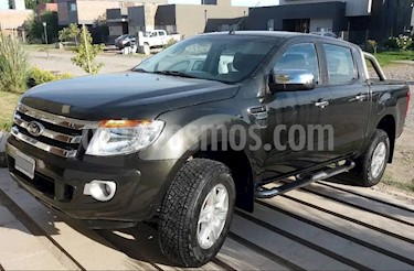Ford Ranger XLT 3.2L 4x2 TDi CD usado (2015) color Negro precio $1.250.000
