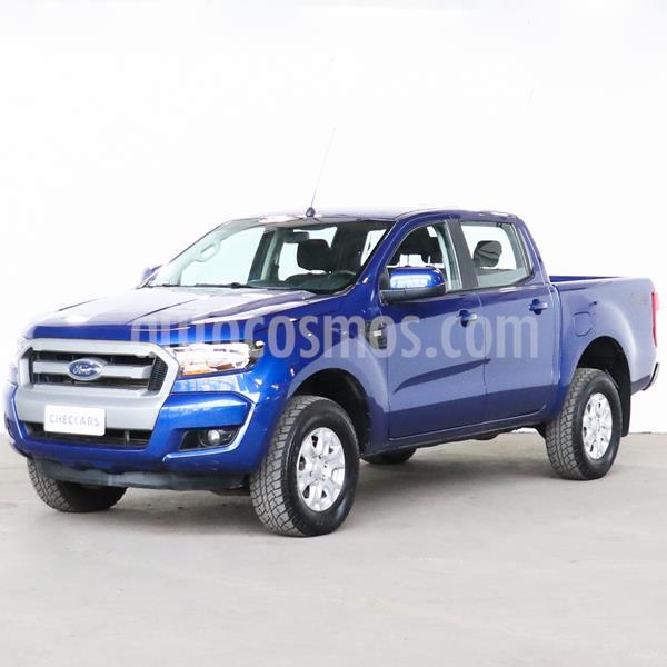 Ford Ranger XLS 3.2L 4x2 TDi CD Aut usado (2018) color Azul precio $2.436.000