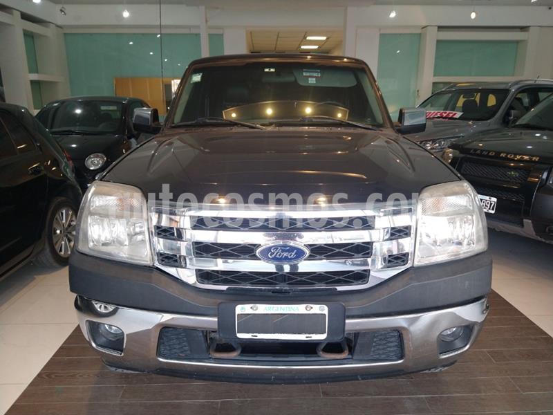 Ford Ranger XLT 3.0L 4x4 TDi CD usado (2012) color Negro precio $1.350.000