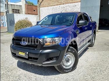 Ford Ranger XL 2.2L 4x4 TDi CD usado (2018) color Azul Aurora precio $1.250.000
