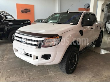 Ford Ranger XL 2.5L 4x2 CS   usado (2015) color Blanco precio $969.000