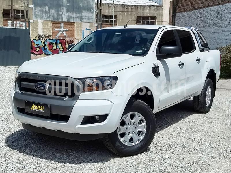 Foto Ford Ranger XLS 3.2L 4x2 TDi CD 2015/2016 usado (2017) color Blanco precio $1.500.000