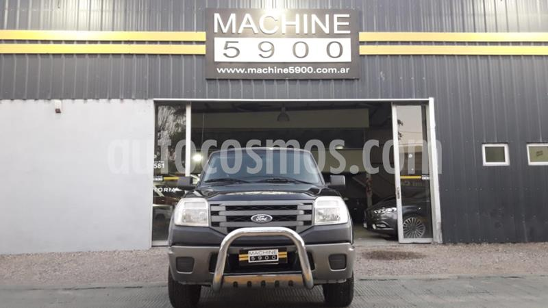 Ford Ranger XL Plus 3.0L 4x4 TDi CS usado (2011) color Negro precio $950.000