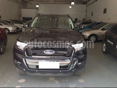 Foto Ford Ranger Black Edition 3.2L 4x4 TDi CD Aut usado (2019) color Negro Perla precio $2.150.000