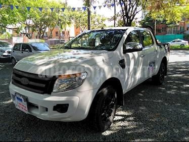 Ford Ranger Cabina Doble 2.2 XL 4X2 usado (2013) color Blanco precio $45.000.000