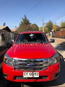 Ford Ranger XLT 2.5L 4x2 Rider Diesel usado (2012) color Rojo precio $6.300.000